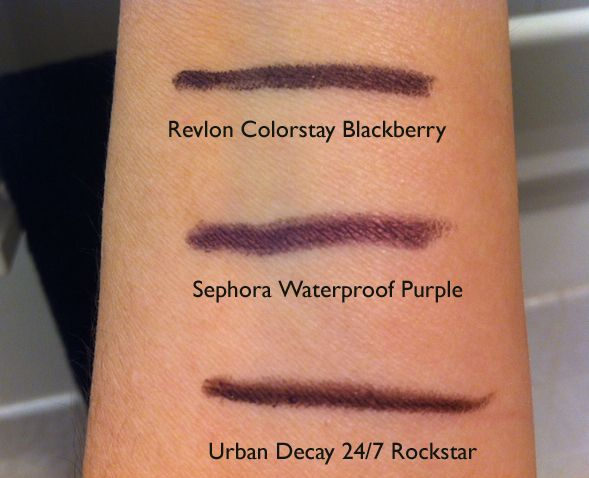 Urban Decay 24 7 Glide On Eye Pencil Rockstar Reviews