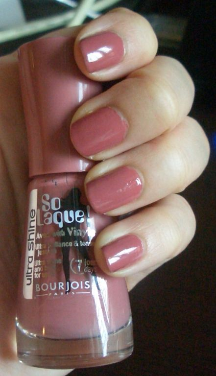 Bourjois So Laque - 27 Beige Glamour