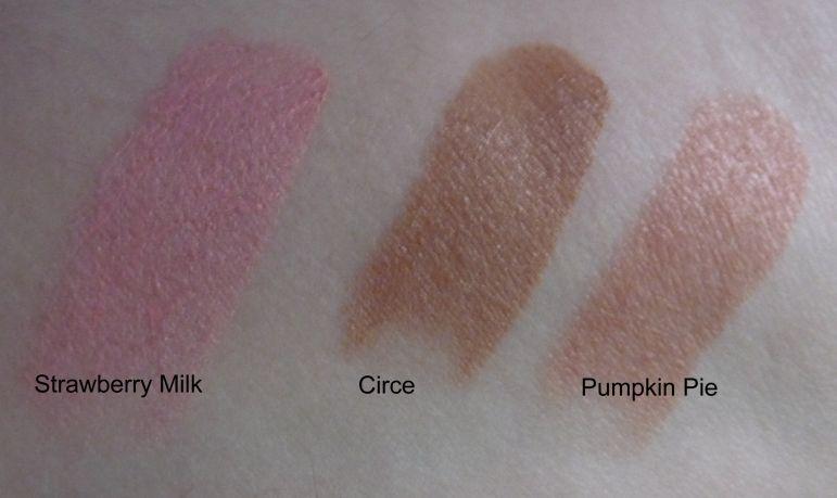 NYX Professional Makeup Round Lipstick in Strawberry Milk ...