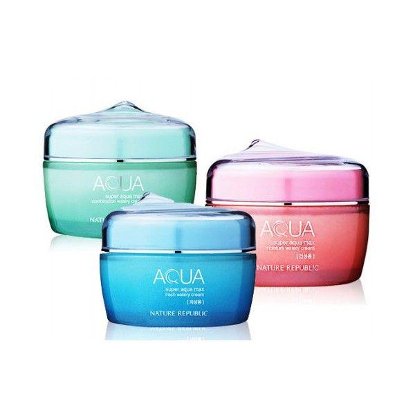 Super Aqua Max - Fresh Watery Cream