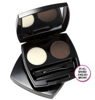 Avon Perfect Eyebrow kit (soft brown)