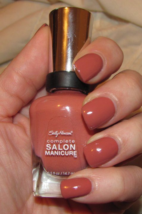 Sally Hansen Complete Salon Manicure So Much Fawn 230