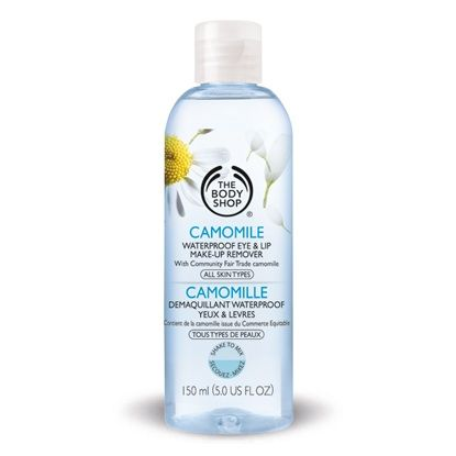 The Body Shop Camomile Waterproof Eye Makeup Remover