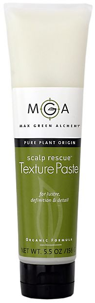 Max Green Alchemy Scalp rescue Texture Paste