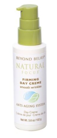 Beyond Belief Natural Focus Firming Day Creme