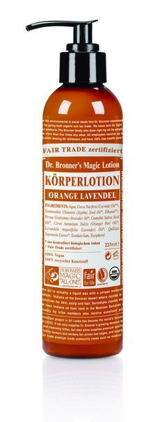 Dr. Bronner's Dr. Bronners & Sun Dogs Magic Body Lotion - All Scents