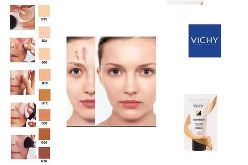Vichy Dermablend Corrective Foundation Reviews Photos Ingredients