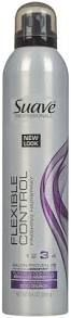 Suave Professionals Touchable Finish Aerosol Hairspray - Lightweight Hold