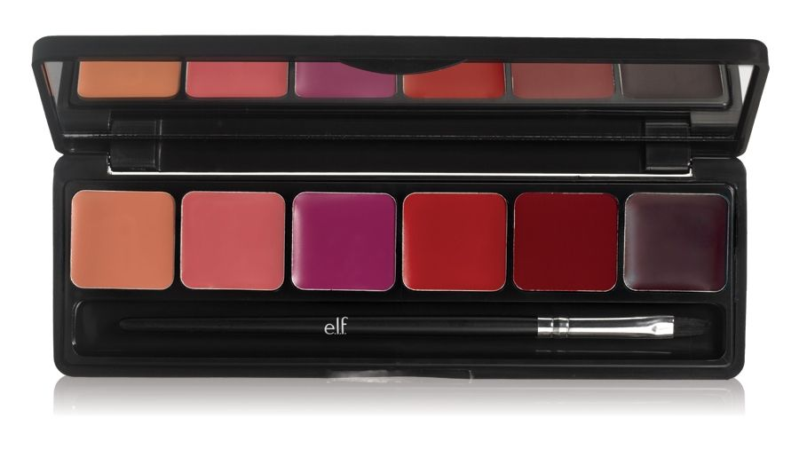 Runway Ready Lip Palette - Berry Bliss by e.l.f. #6
