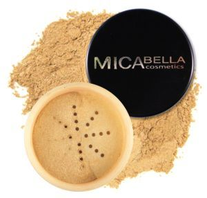 MicaBella Mineral Foundation - Loose