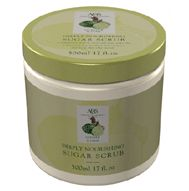 Asquith & Somerset Caribbean Collection- Pina Colada Body Scrub