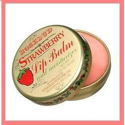 Smith's Rosebud Salve Smith's Strawberry Lip Balm