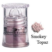 New York Color Sparkle Eye Dust - Smokey Topaz