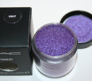 MAC Pigment in Violet reviews, photos, ingredients - Makeupalley