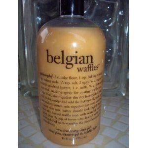 Philosophy Belgian Waffles 3-in-1
