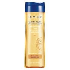 Lumene Radiant Touch with Arctic Cloudberry Moisturizing Toner
