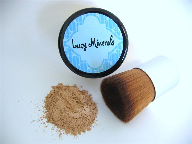 Lucy Minerals Foundation reviews, photos, ingredients - Makeupalley
