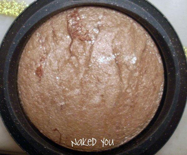 MAC Mineralize Skinfinish - Naked You