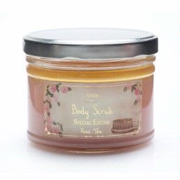 Sabon Rose Tea Body Scrub