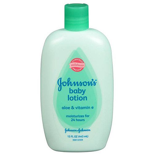 Johnson Amp Johnson Baby Lotion With Aloe Vera Amp Vitamin E