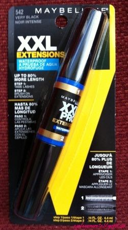 Maybelline XXL Extensions Waterproof
