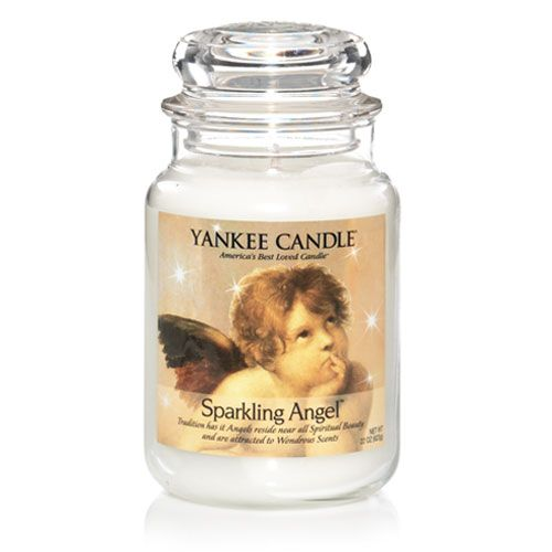 Yankee Candles Sparkling Angel