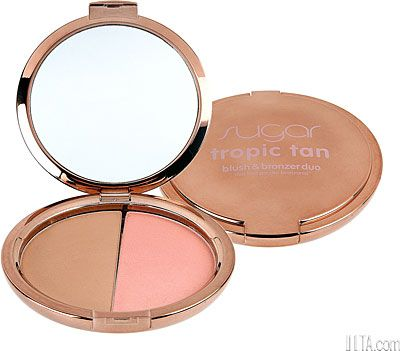 Sugar Cosmetics Tropic Tan Blush and Bronzer Duo reviews, photo ...