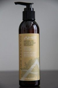 Amir Argan Oil Leave-in Hair Treatment