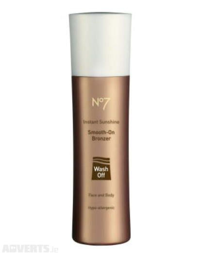 Boots  No. 7 Smooth-On Bronzer