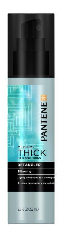Pantene Pro-V Medium-Thick Hair Solutions Silkening Detangler