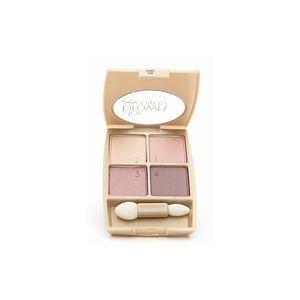 L'Oreal Paris wear infinite eyeshadow palette for Brown Eyes- Summer Dusk