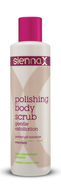 Sienna X - Polishing Body Scrub