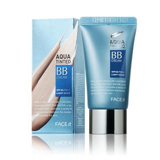 TheFACEShop Aqua Tinted BB Cream