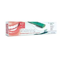 Kiss My Face Kiss My Face Whitening Toothpaste