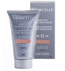 Marcelle Sheer Tint Fluid Moisturizer SPF 15 - Creme Beige