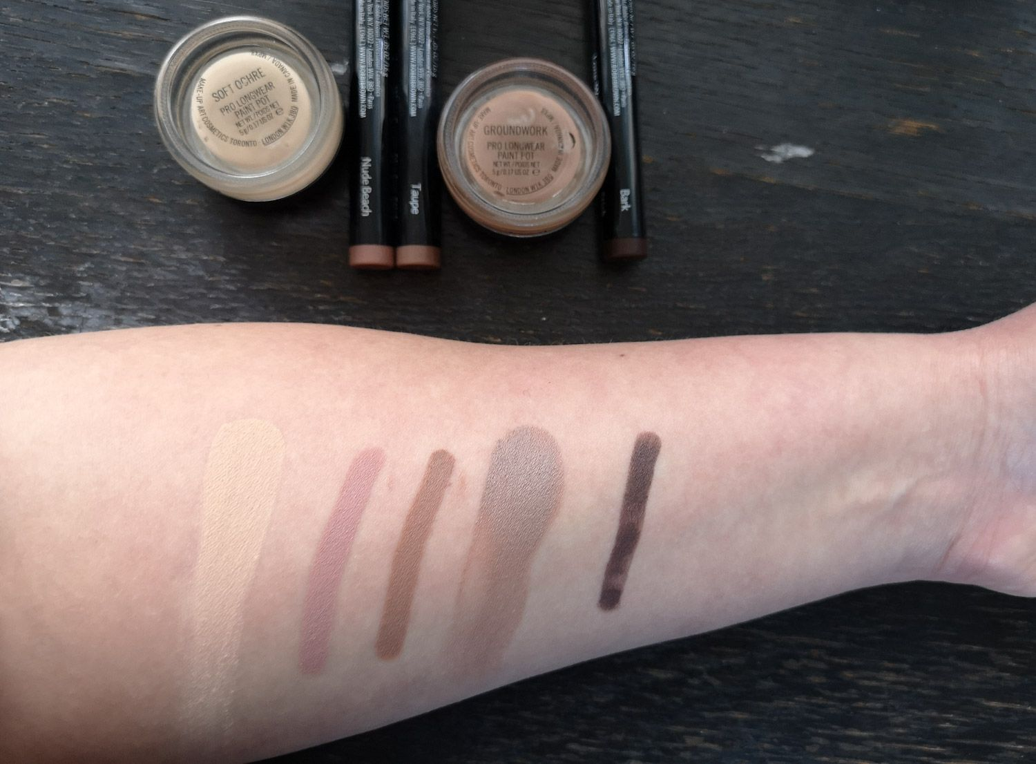 Bobbi Brown long wear Cream Shadow Stick in Bark reviews