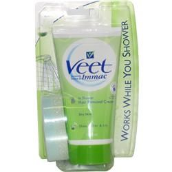 Veet In Shower Hair Removal Cream Reviews Photos Ingredients Makeupalley