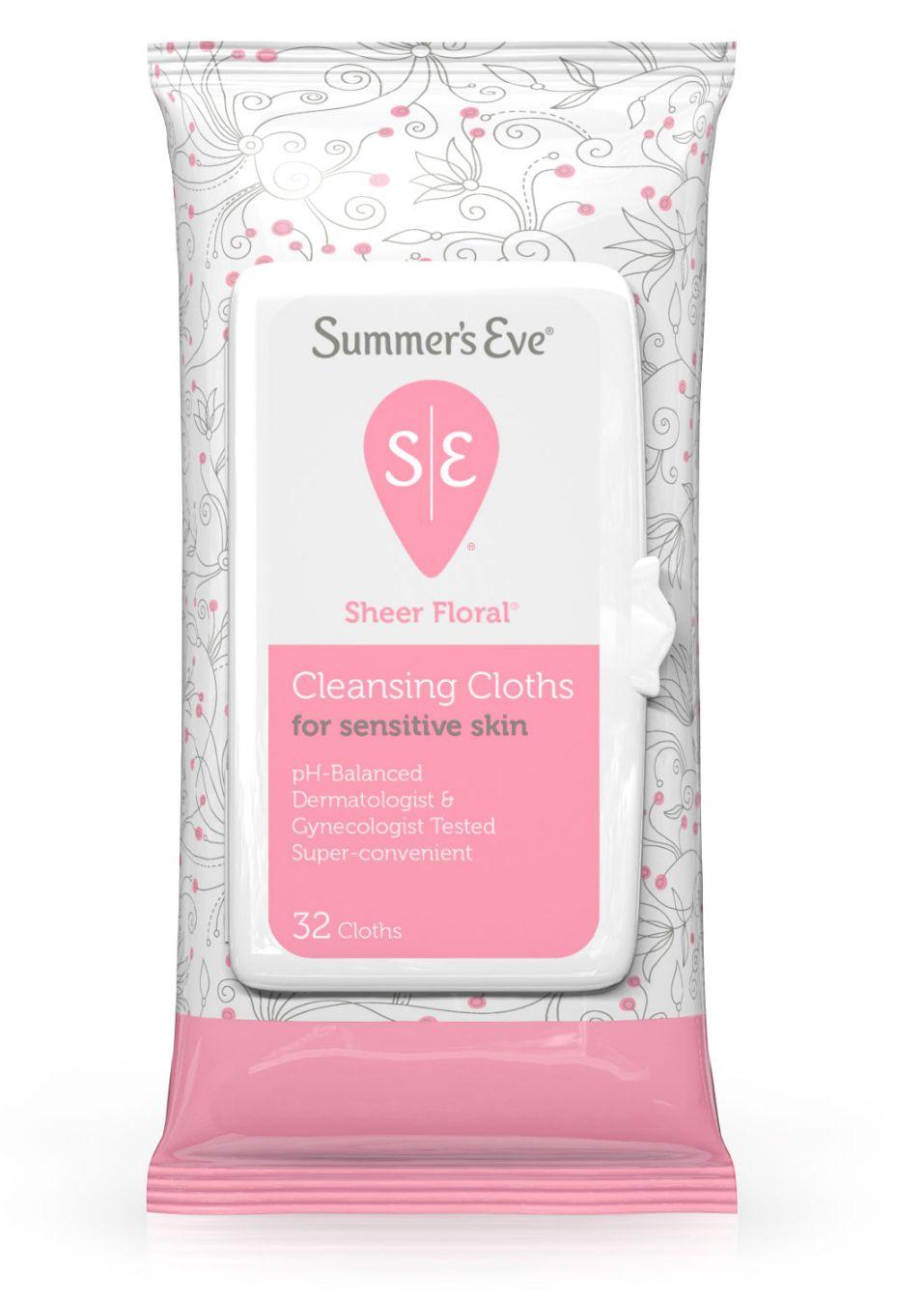 3 Pack Summers Eve Feminine Cleansing Cloths Sensitive Skin Sheer Floral 32 Each Dr. Jart+ Premium BB Beauty Balm (Size : 1.5 oz)