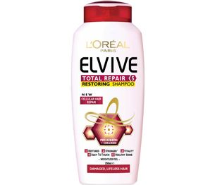 L'Oreal Elvive Total Repair 5 Restoring Shampoo