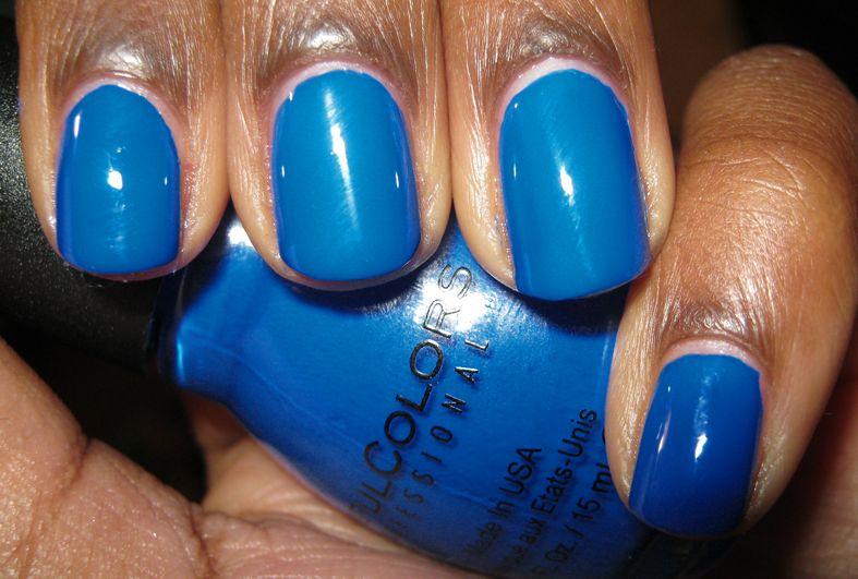 Sinfulcolors Nail Color Endless Blue Reviews Photos
