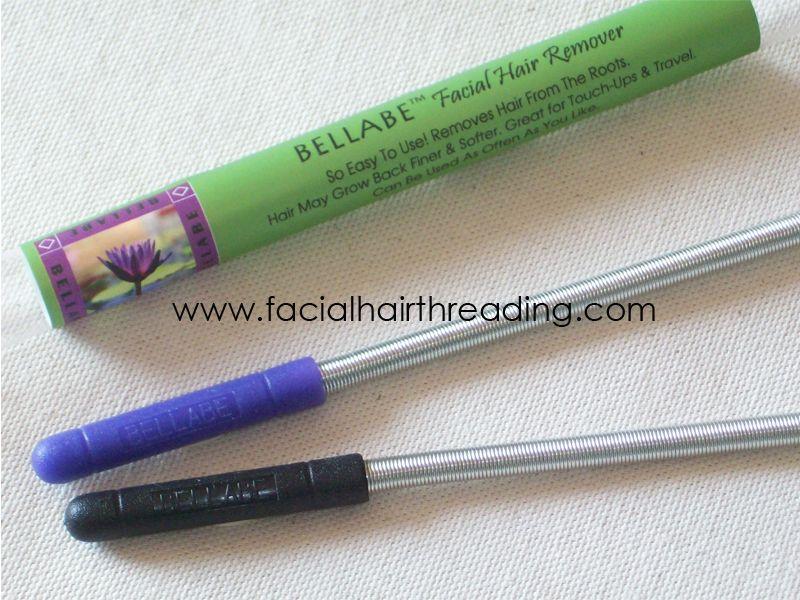 Bellabe facial hair removers