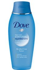 Dove Essential Nutrients Clarifying Toner