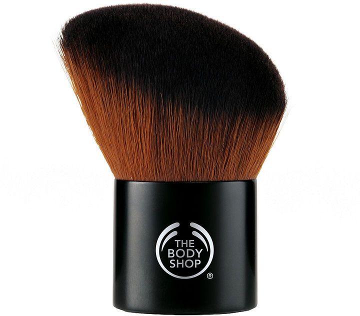 The Body Shop Slanted Kabuki Reviews Photo - Makeupalley