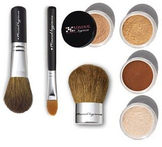 mineral makeup a new trend
