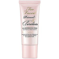 Too Faced Primed & Poreless (regular, pink tube)