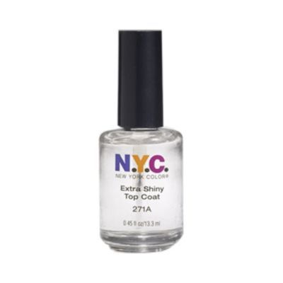 New York Color Extra Shiny Top Coat