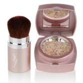 YBF Cosmetics Custom Loose Finishing Powder With Brush