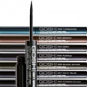GOSH Long Lasting Eyeliner Pen