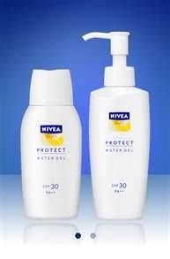 Nivea Sun Protect Water Gel