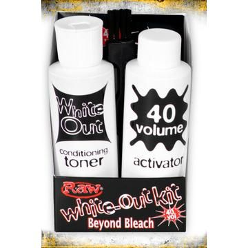 Raw White Out 40 Vol Bleach Hot Topic Reviews Photos Makeupalley